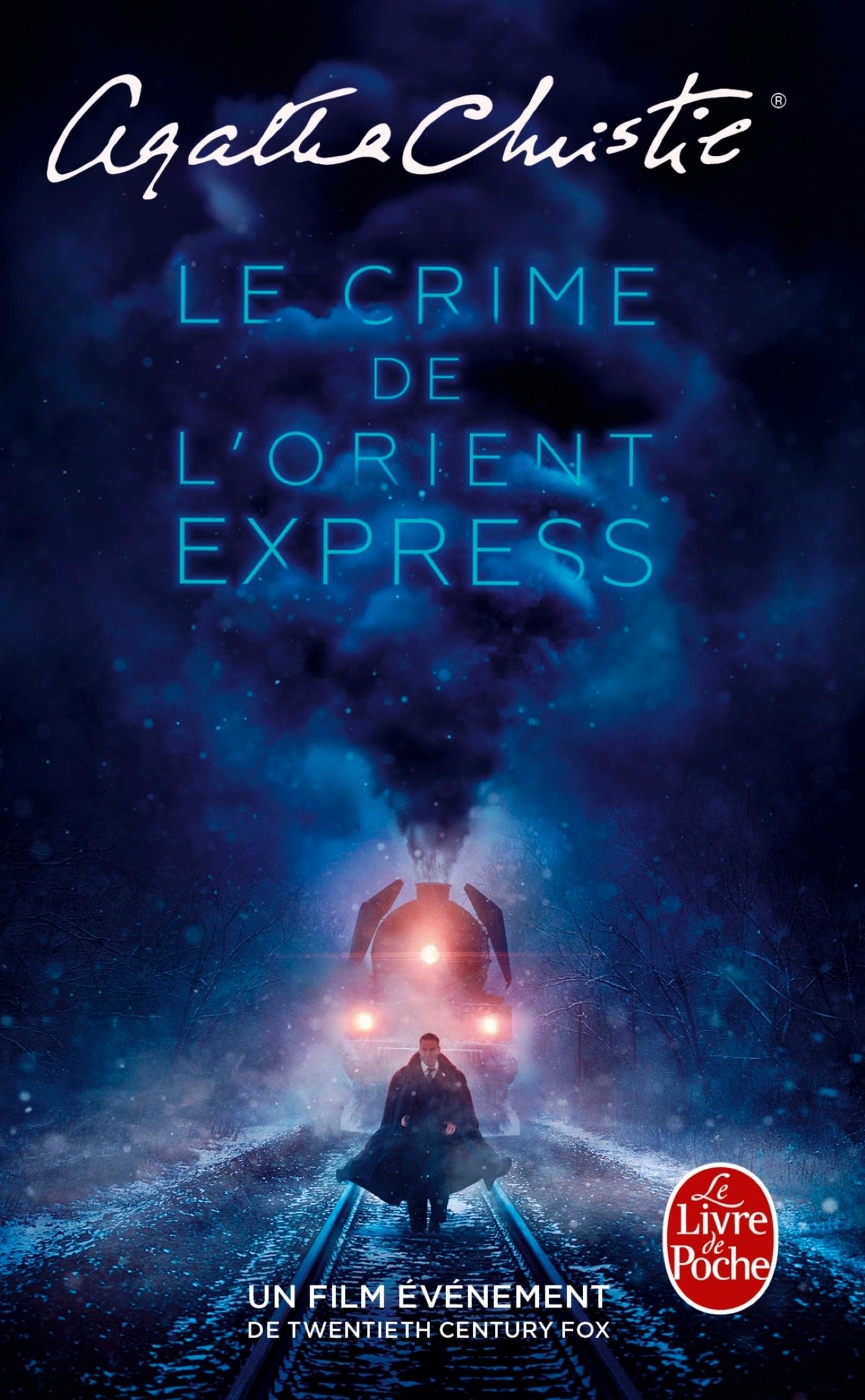 LE CRIME DE L'ORIENT-EXPRESS - EDITION FILM
