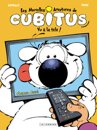 NOUVELLES AVENTURES DE CUBITUS T.12 - ERROC