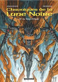 LES CHRONIQUES LA LUNE NOIRE T18 LES... - FROIDEVAL/ANGLERAUD