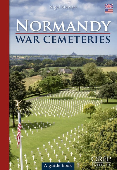 9782815102933 - NORMANDY WAR CEMETERIES - NIGEL STEWART