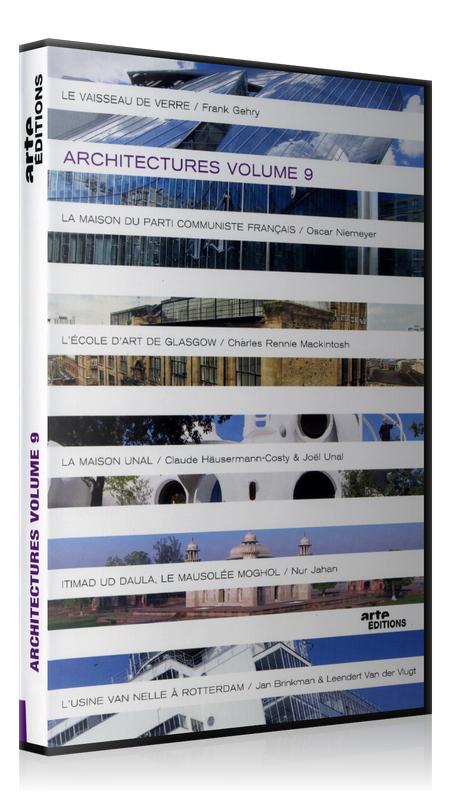 ARCHITECTURES VOL 9 - DVD
