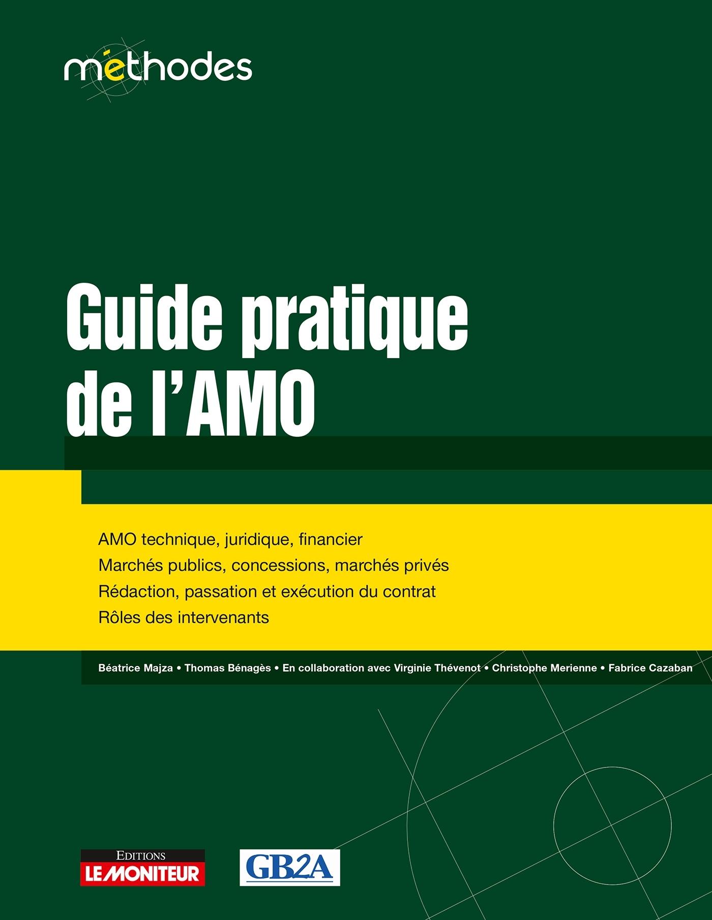 GUIDE PRATIQUE DE L'AMO