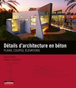 DETAILS D'ARCHITECTURE EN BETON