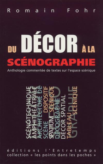 DU DECOR A LA SCENOGRAPHIE