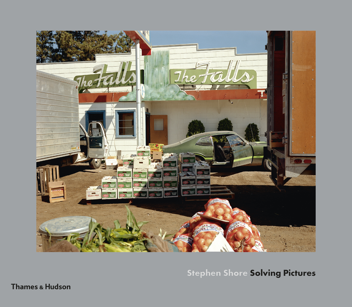 STEPHEN SHORE SOLVING PICTURES /ANGLAIS