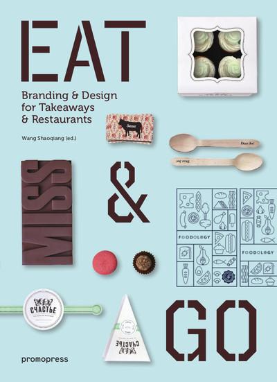 EAT & GO - BRANDING & DESIGN IDENTITY FOR TAKEAWAYS & RESTAURANTS