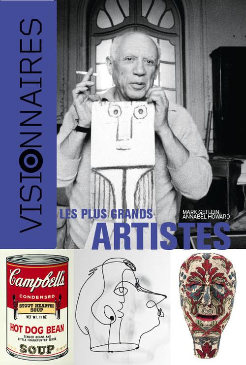 VISIONNAIRES. LES PLUS GRANDS ARTISTES