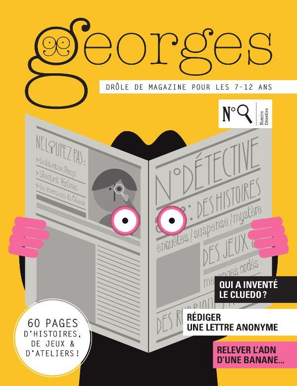 MAGAZINE GEORGES N 26 - DETECTIVE