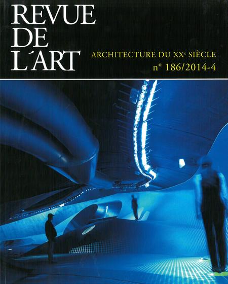 REVUE DE L'ART 186/2014-4