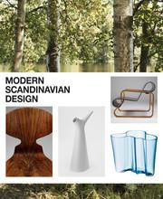 MODERN SCANDINAVIAN DESIGN /ANGLAIS