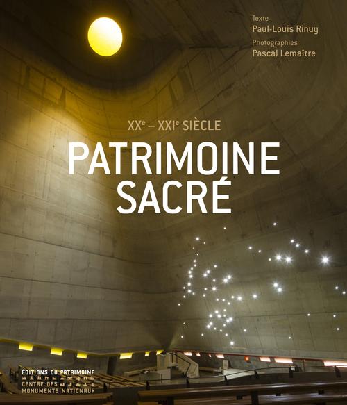 PATRIMOINE SACRE XXE-XXIE SIECLES