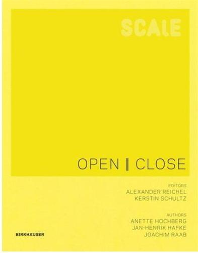 SCALE 1 - OPEN I CLOSE /ANGLAIS