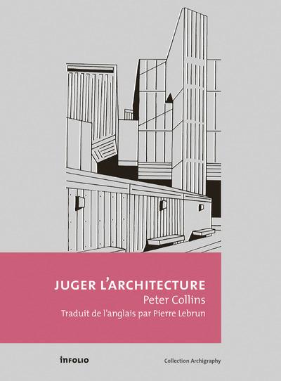 JUGER L'ARCHITECTURE