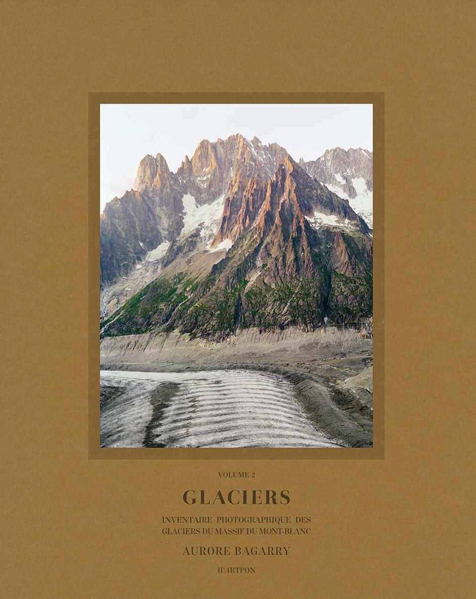 AURORE BAGARRY GLACIERS VOL 2 /FRANCAIS