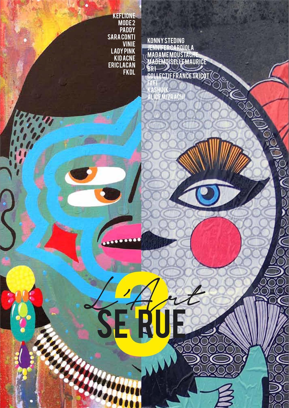 L'ART SE RUE 3 /FRANCAIS