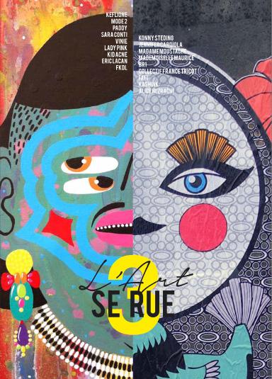 L'ART SE RUE 3 : LA REPRESENTATION DU FEMININ DANS L'ART URBAIN