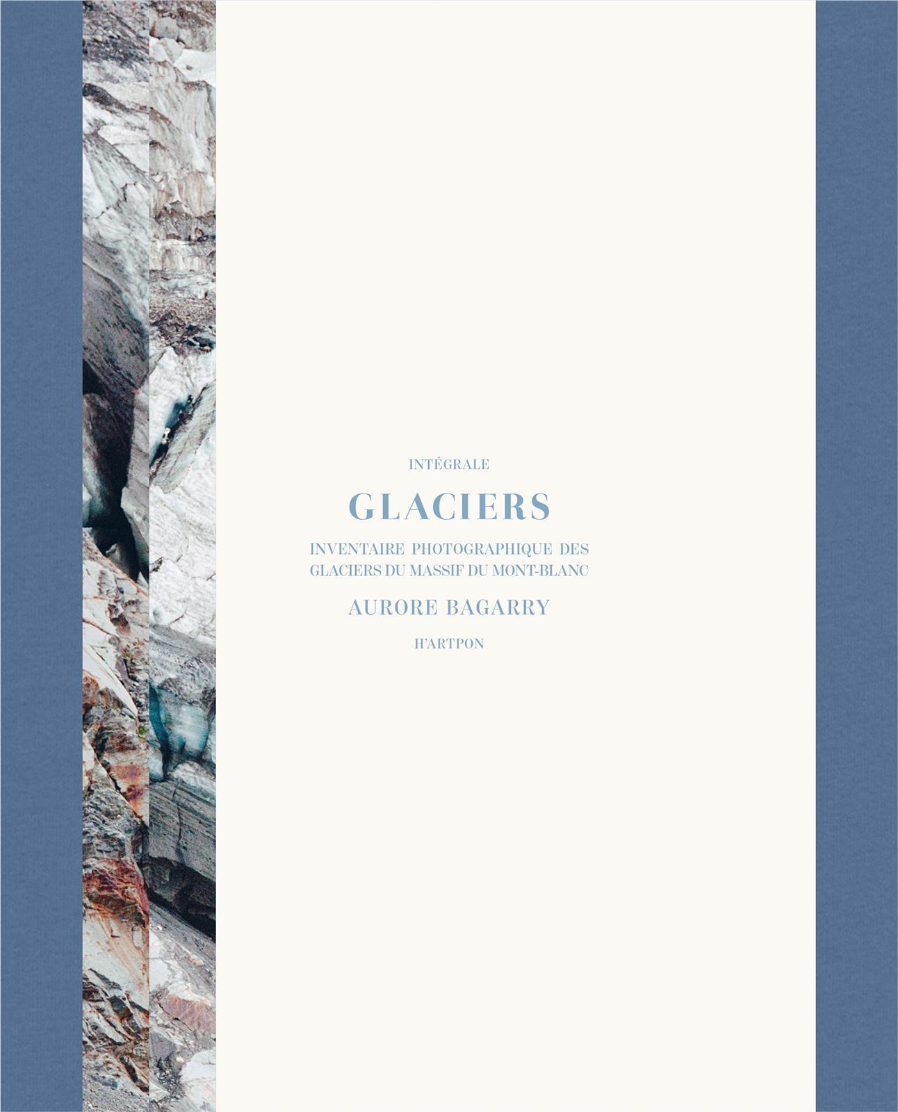 AURORE BAGARRY GLACIERS (COFFRET VOL 1 ET 2) /FRANCAIS