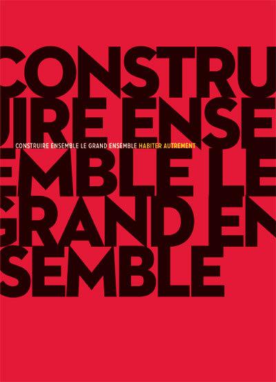 PATRICK BOUCHAIN - CONSTRUIRE ENSEMBLE / LE GRAND ENSEMBLE