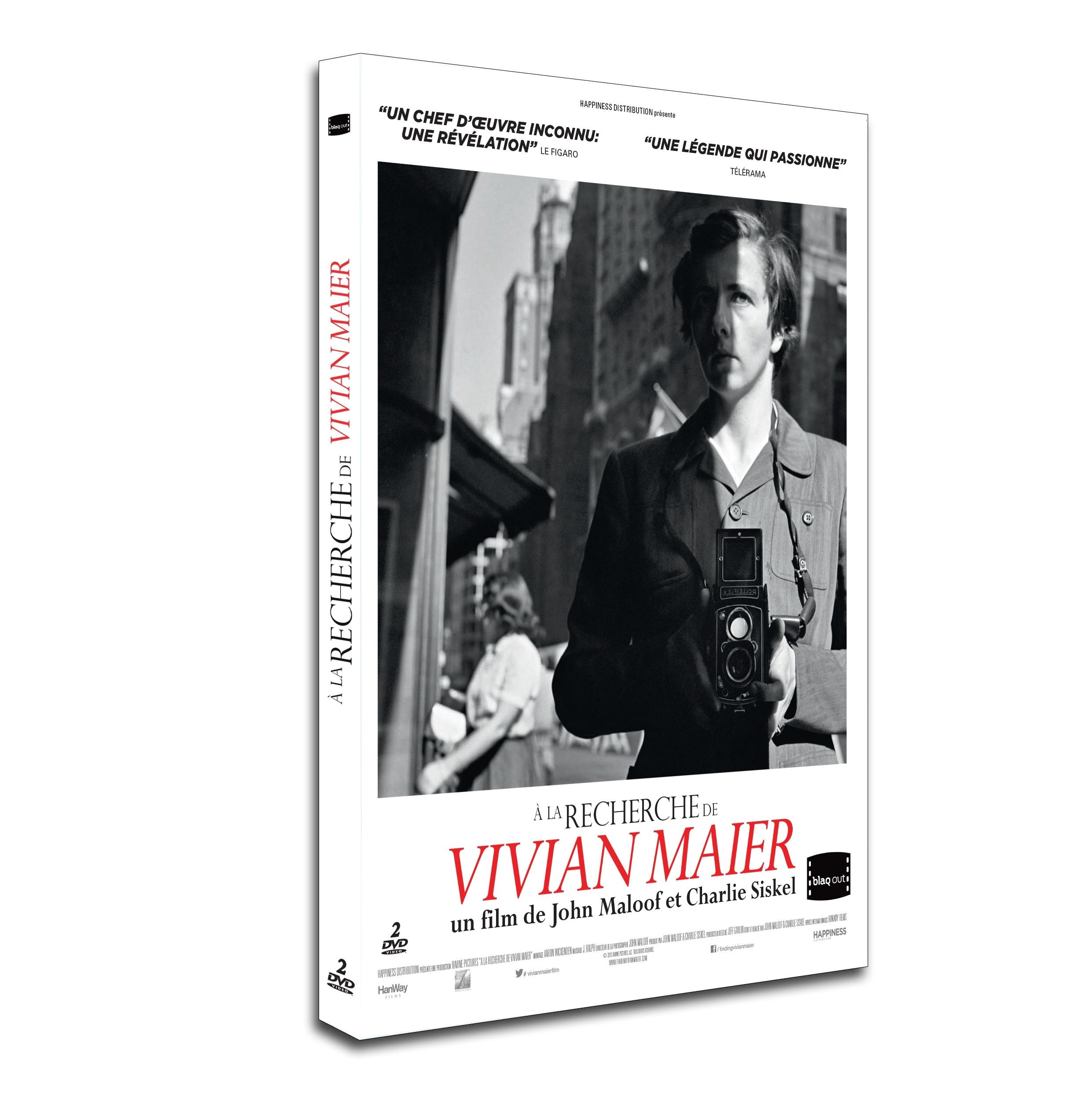 A LA RECHERCHE DE VIVIAN MAIER - DVD