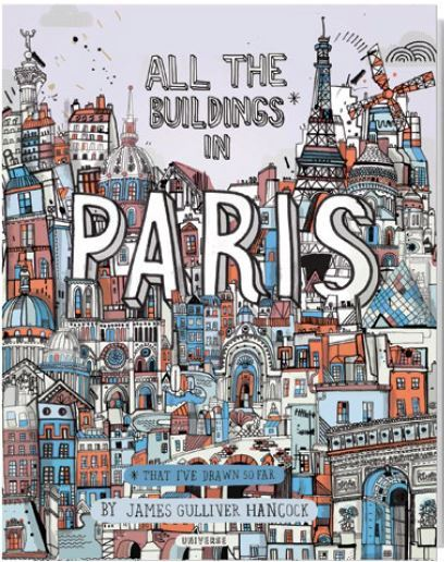 ALL THE BUILDINGS* IN PARIS /ANGLAIS