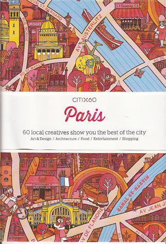 CITI X60: PARIS /ANGLAIS