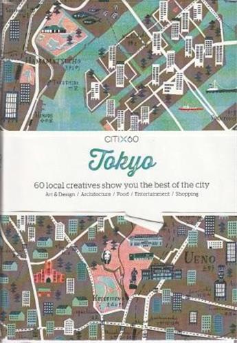 CITI X60: TOKYO /ANGLAIS