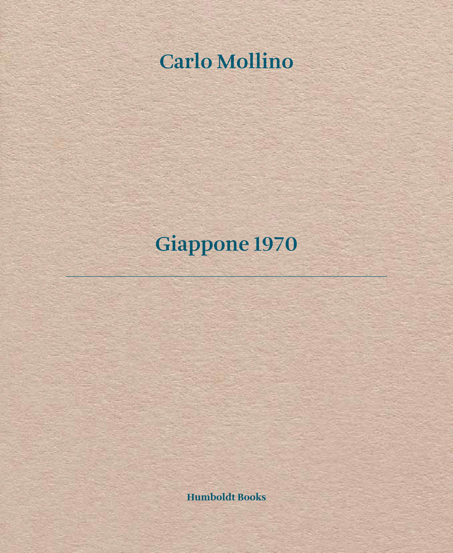 CARLO MOLLINO - GIAPPONE 1970