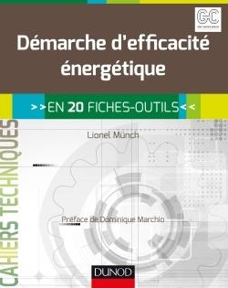 DEMARCHE D'EFFICACITE ENERGETIQUE - EN 20 FICHES-OUTILS