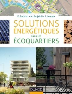 SOLUTIONS ENERGETIQUES DANS LES ECOQUARTIERS