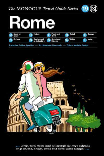 MONOCLE TRAVEL GUIDE ROME /ANGLAIS