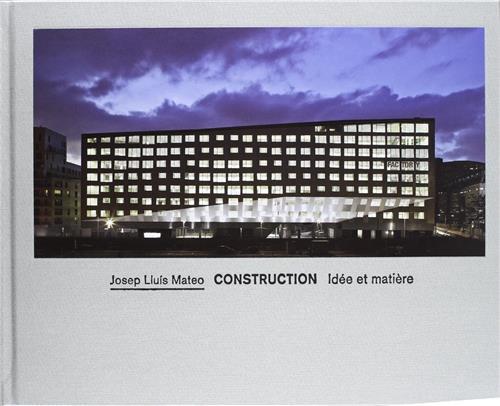CONSTRUCTION IDEE ET MATIERE