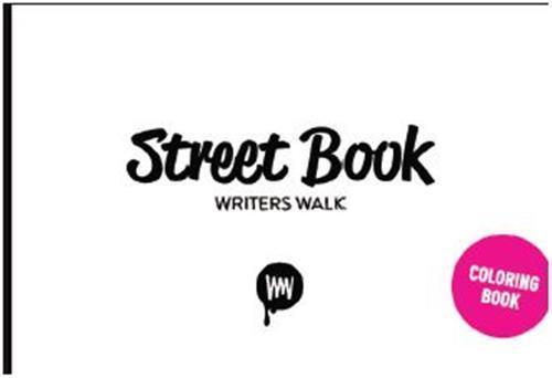 STREET BOOK /ANGLAIS