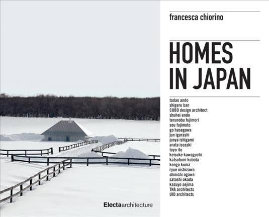 HOMES IN JAPAN /ANGLAIS