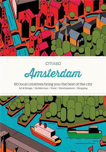 CITI X60: AMSTERDAM /ANGLAIS