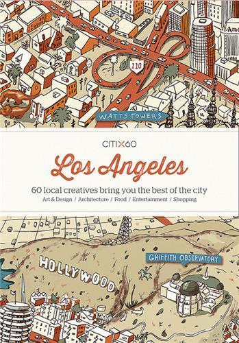 CITI X60:LOS ANGELES /ANGLAIS