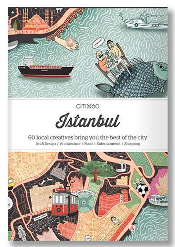 CITI X60 ISTANBUL /ANGLAIS