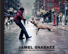 JAMEL SHABAZZ SIGHTS IN THE CITY: NEW YORK PHOTOGRAPHS /ANGLAIS