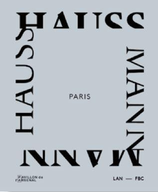 PARIS HAUSSMANN /FRANCAIS/ANGLAIS