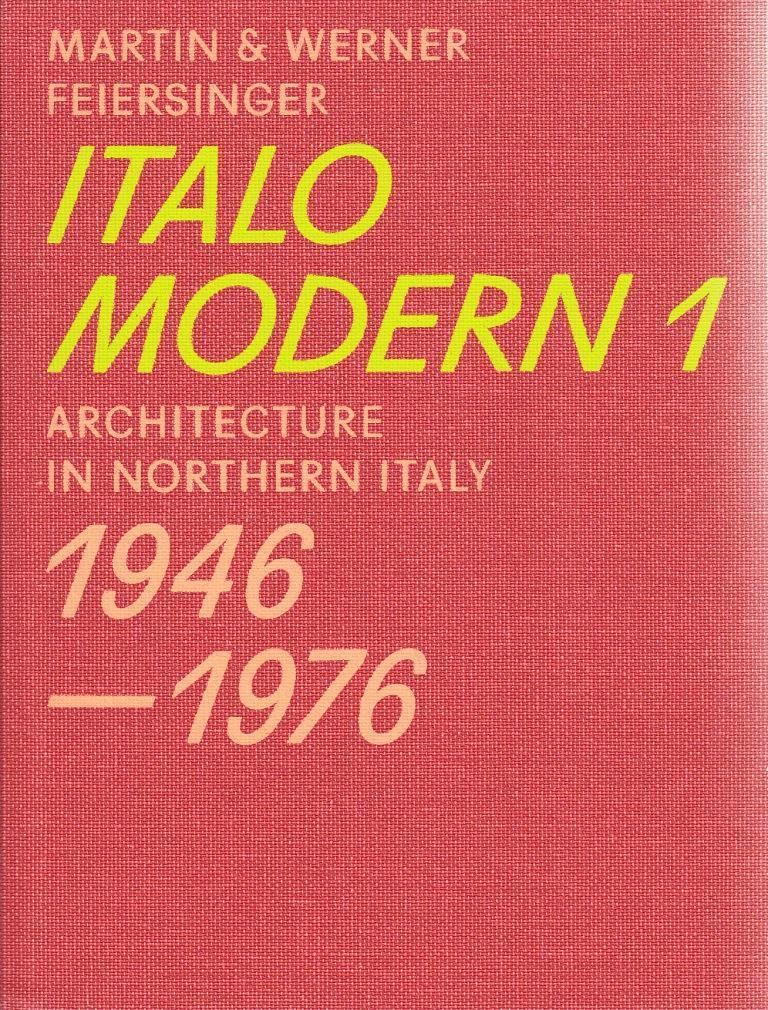 ITALO MODERN 1 1946-1976 /ANGLAIS