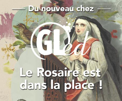 Rosaire GLed, MANUEL DE PRIÈRES AUTREMENT
