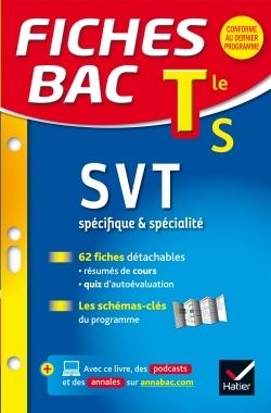 FICHES BAC SVT TLE S (SPECIFIQUE & SPECIALITE)