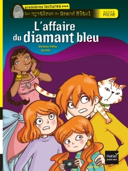 L'AFFAIRE DU DIAMANT BLEU