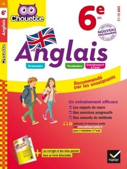 ANGLAIS 6E