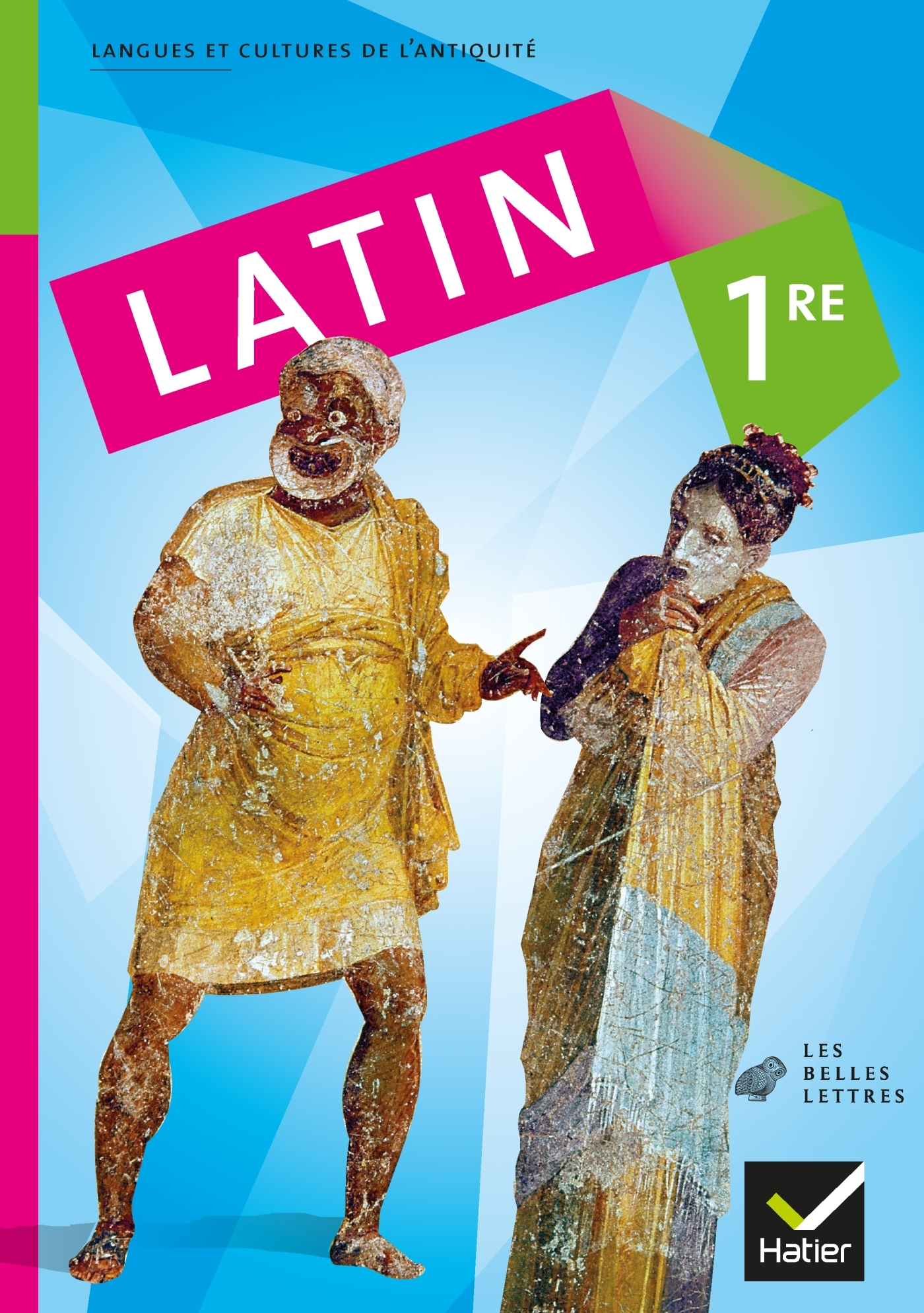 LATIN 1RE ED. 2008 - MANUEL DE L'ELEVE