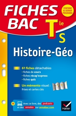 FICHES BAC HISTOIRE-GEOGRAPHIE TLE S