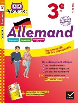 ALLEMAND 3E - LV2 (NIVEAU A2)