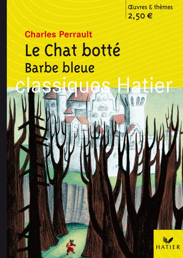 LE CHAT BOTTE, SUIVI DE BARBE BLEUE