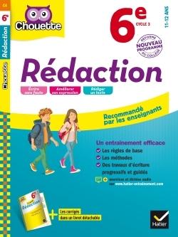 REDACTION 6E