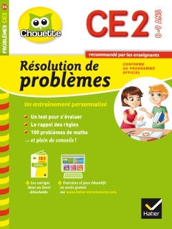 RESOLUTION DE PROBLEMES CE2