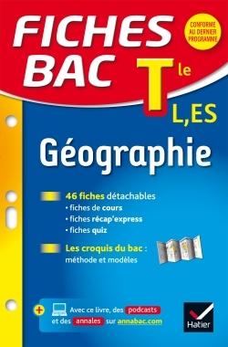FICHES BAC GEOGRAPHIE TLE L, ES